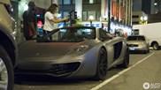 McLaren 12C Spider độ Hennessey lần đầu xuất hiện trên phố