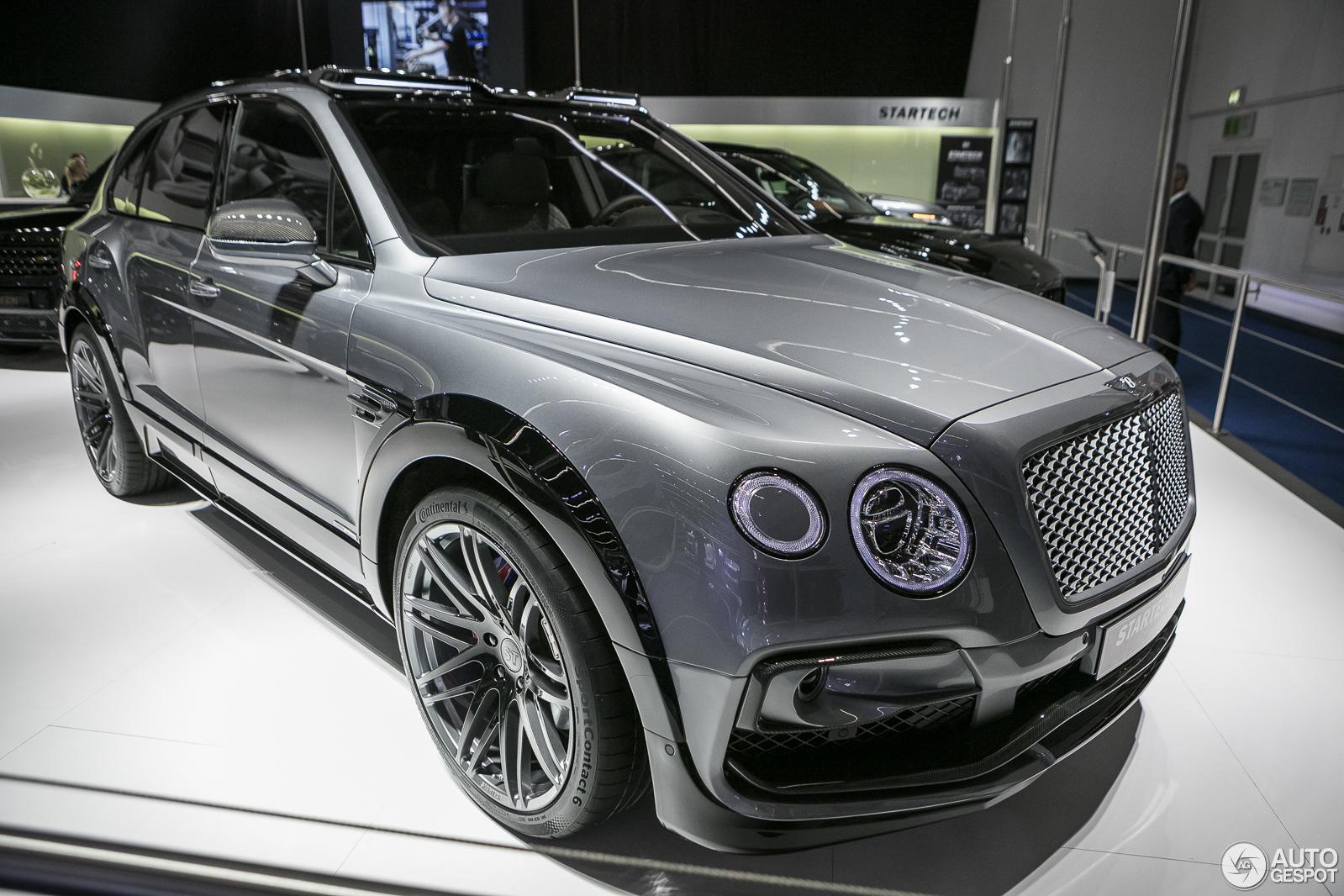 IAA 2017: Bentley Bentayga Startech