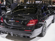 IAA 2017: Mercedes-AMG E 63 S Brabus 700