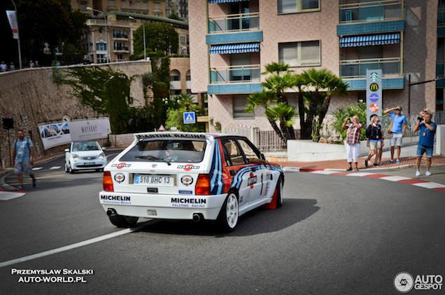Klassiekergespot: Lancia Delta HF Integrale