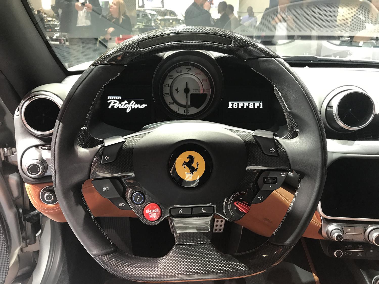 IAA 2017 Ferrari Portofino
