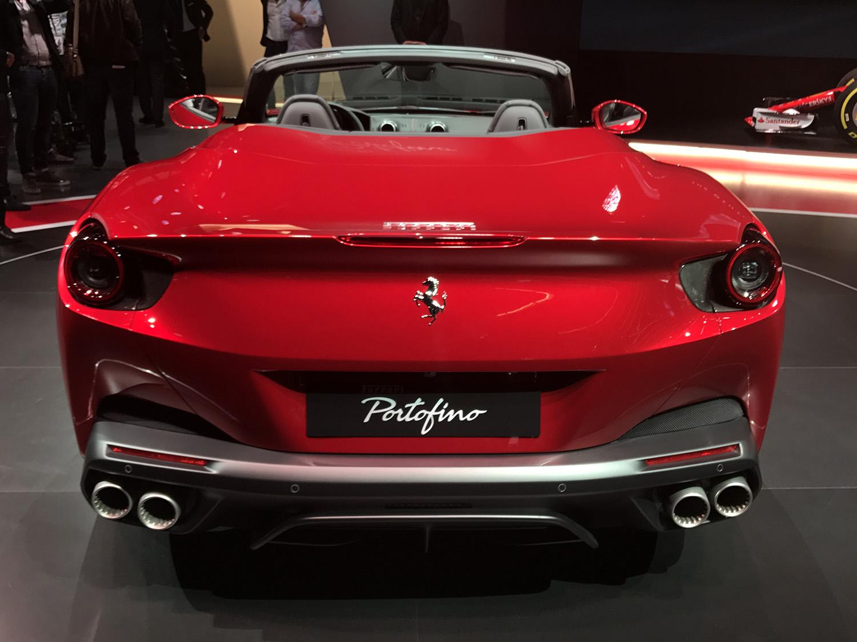 IAA 2017: Ferrari Portofino