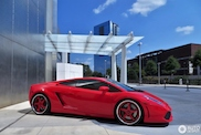 Lamborghini Gallardo, the American way