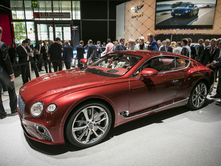 IAA 2017: Bentley Continental GT