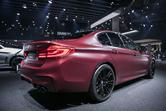 IAA 2017: BMW M5 G30