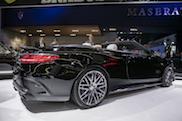 2017 法兰克福国际车展:Brabus 900 Rocket Cabriolet