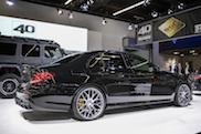2017 法兰克福国际车展:马赛地 AMG E 63 S Brabus 700