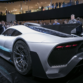 IAA 2017: Mercedes-AMG Project One