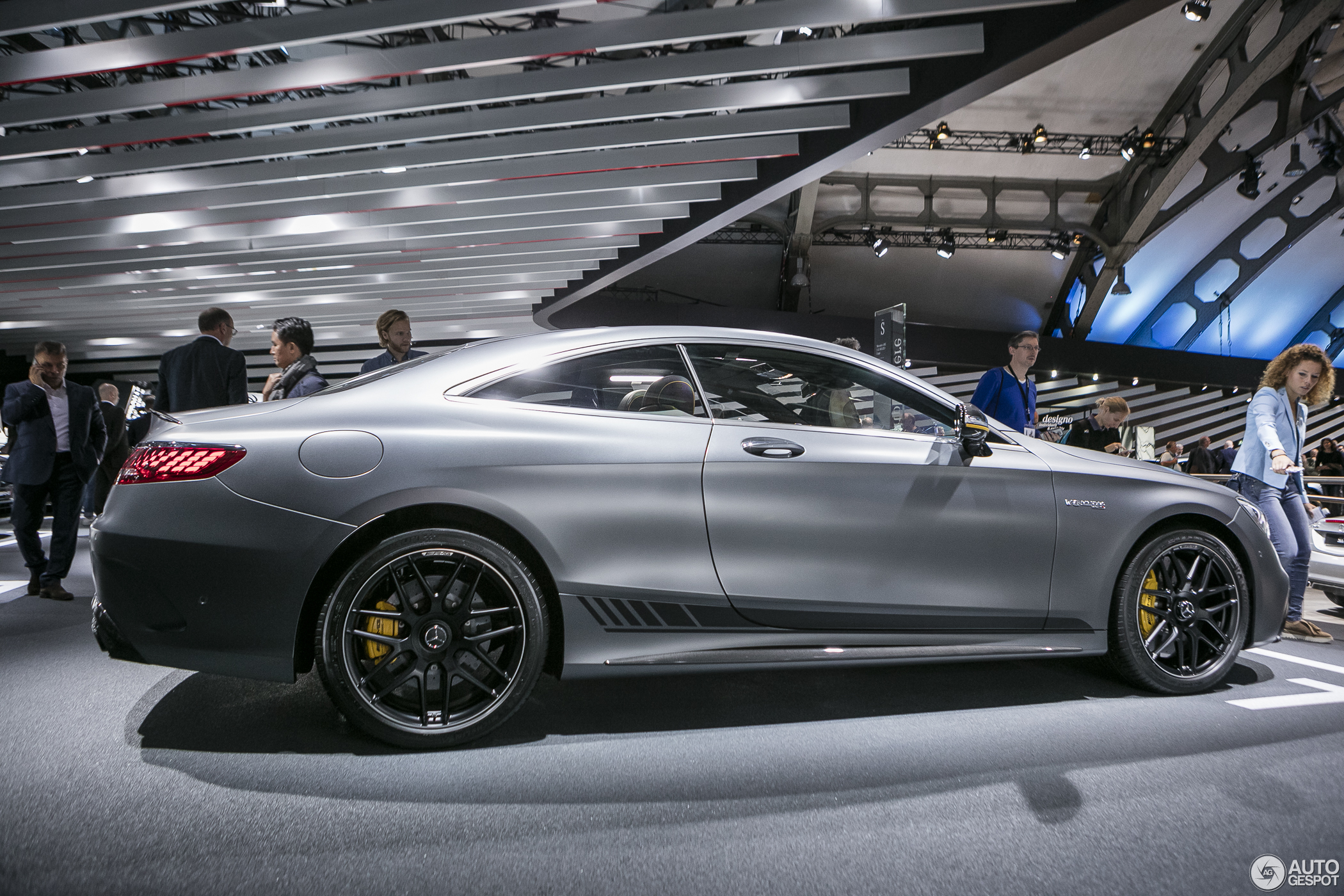 Iaa 2017 Mercedes Amg S 63 And S 65 Facelift