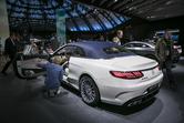 IAA 2017: Mercedes-AMG S 63 en S 65 facelift