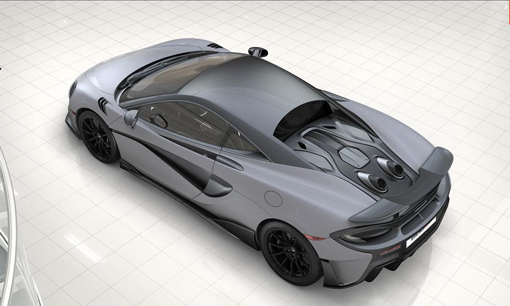 Configureer nu je McLaren 600LT