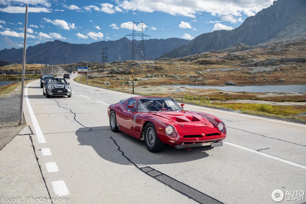 Bizzarrini 5300 GT Strada, de naam zegt al genoeg