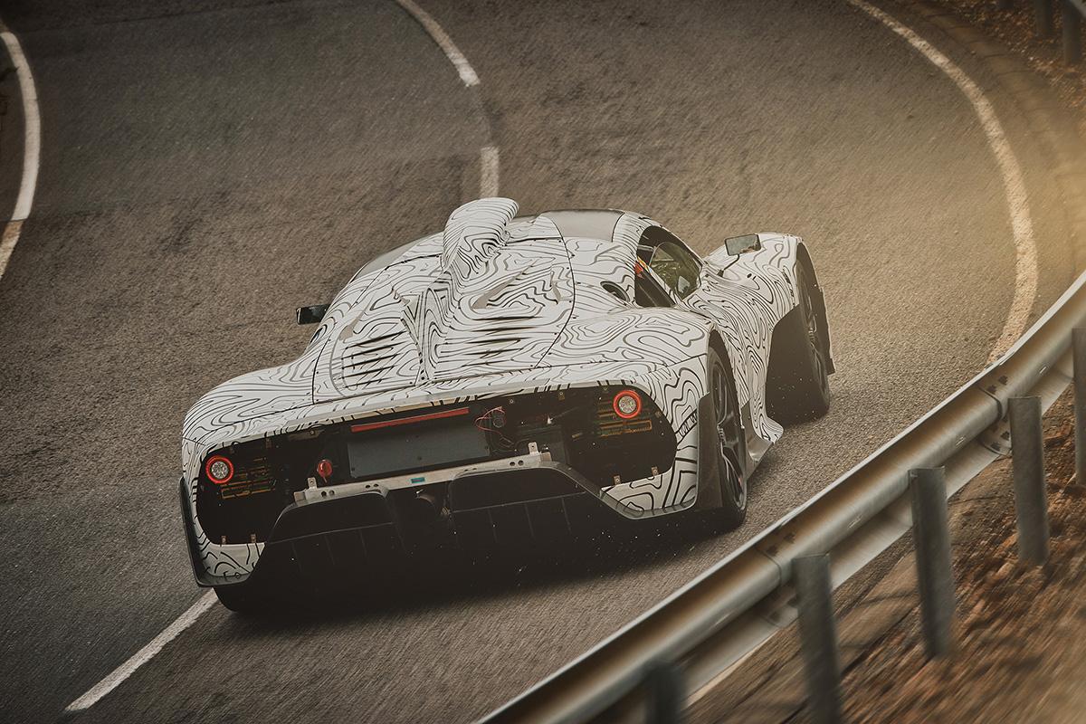 Trekt Mercedes-AMG stekker uit Project One?