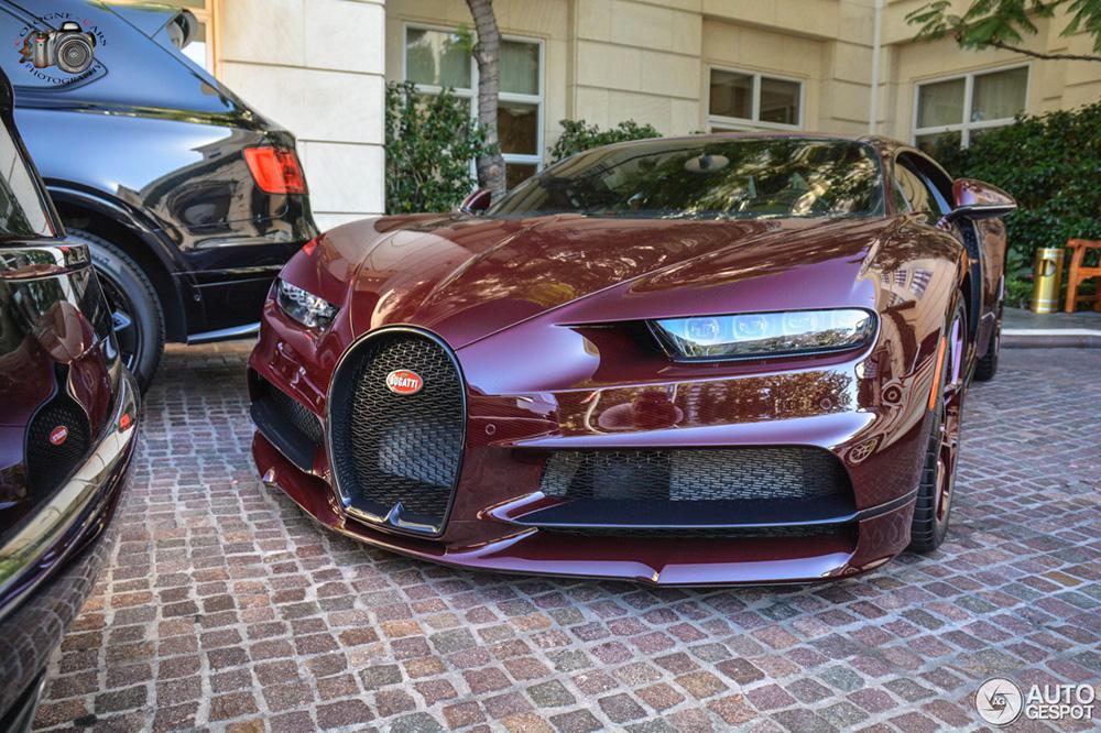 Top Spot: Bugatti Chiron in Beverly Hills