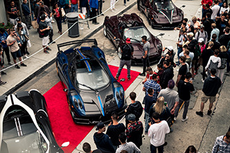Event: Exotics on Cannery Row