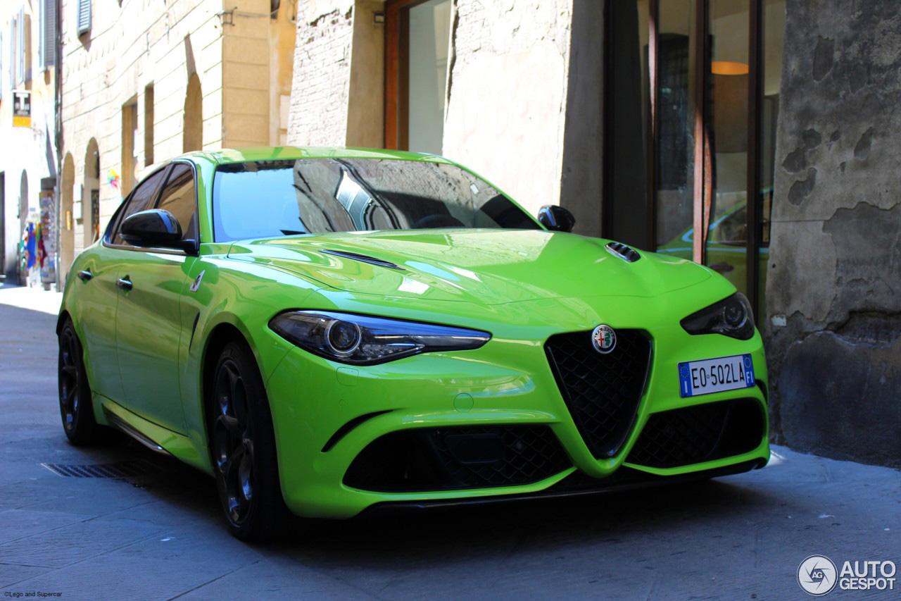 Waar gaat deze Alfa Romeo de hoofdrol in spelen?