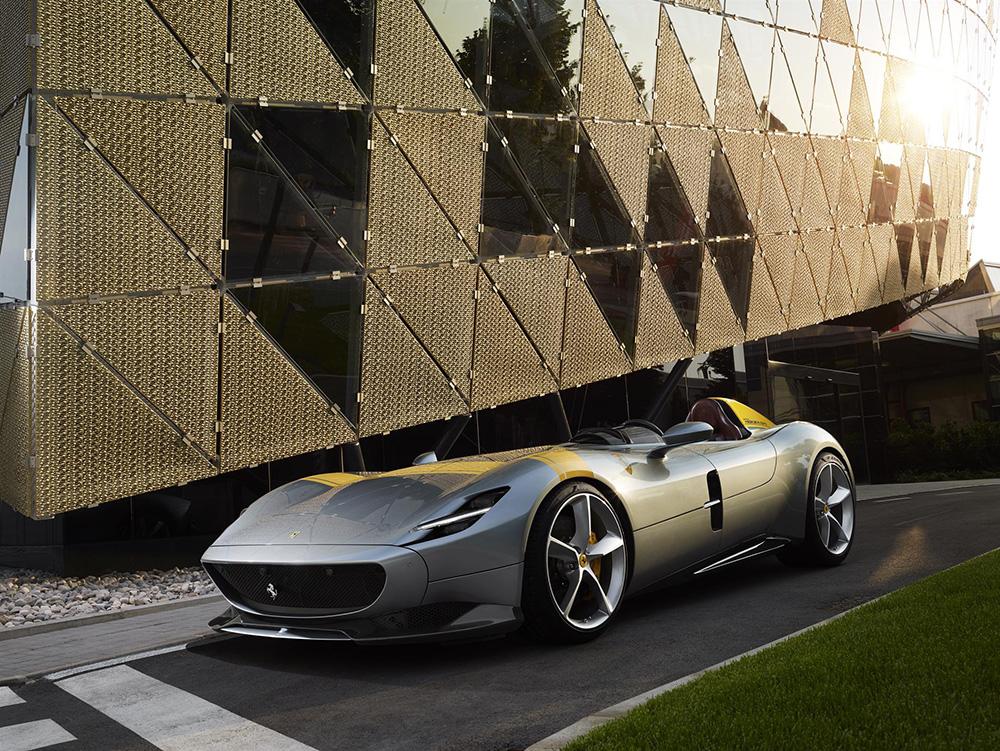 新车推介:法拉利 Monza SP1 和 SP2
