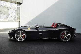 Ferrari onthult Monza SP1 en SP2