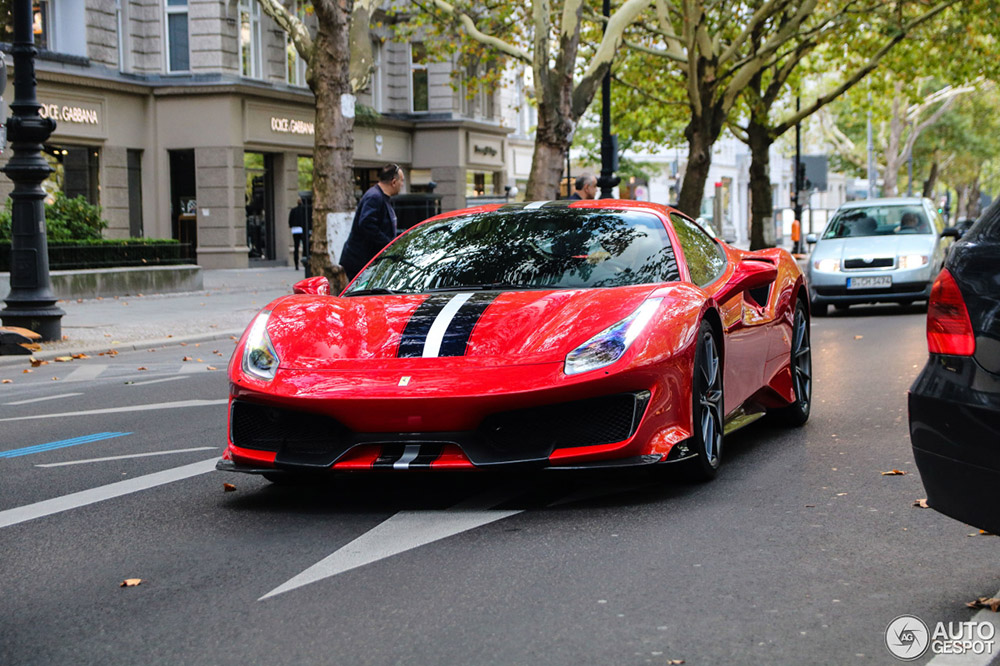 First 'customer delivered' Ferrari 488 Pista is a fact