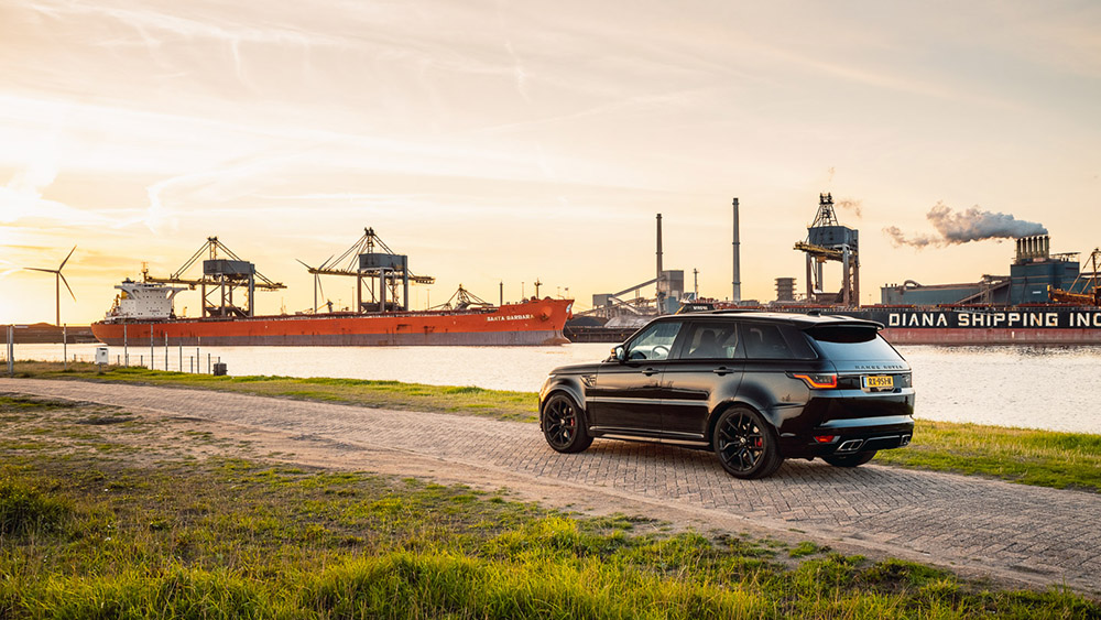 Gereden: Range Rover Sport SVR 2018