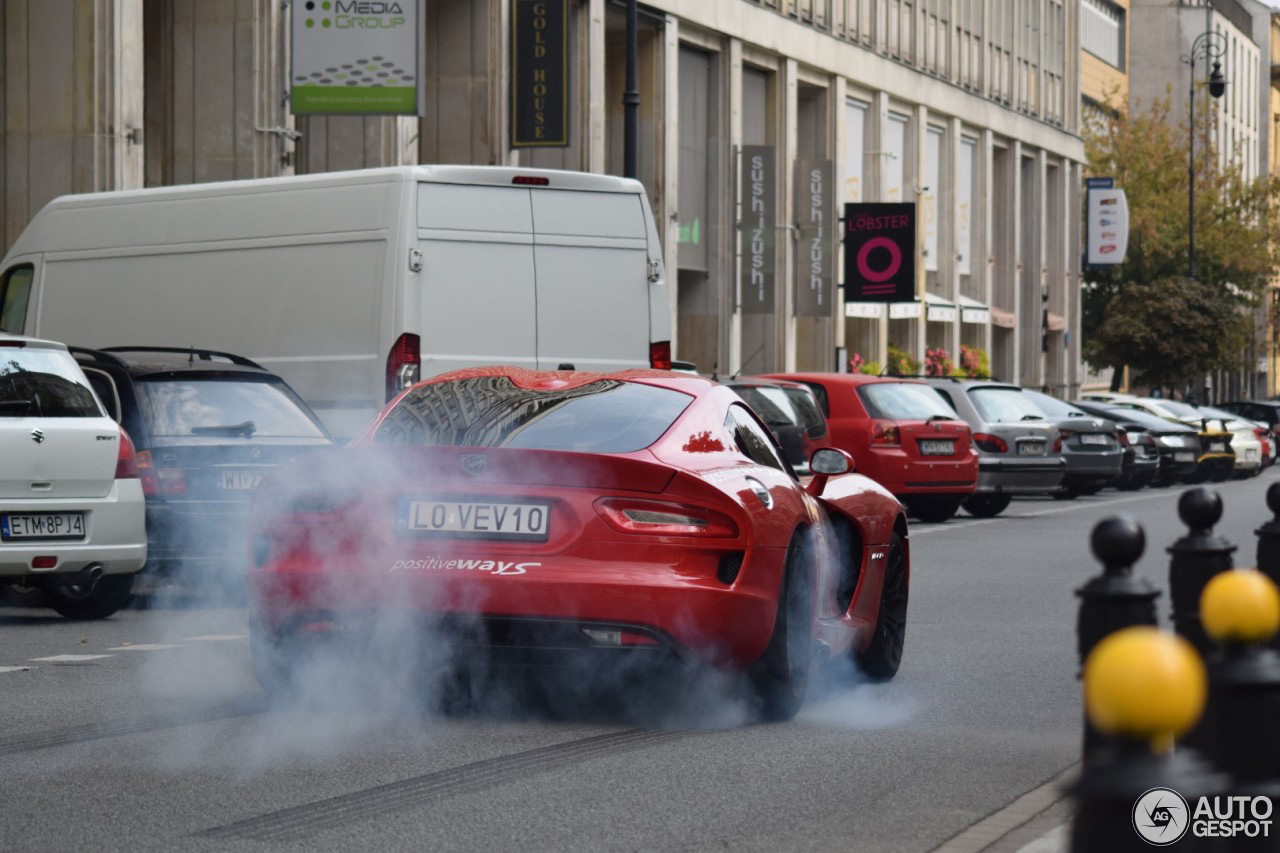 SRT Vier laat de banden graag roken