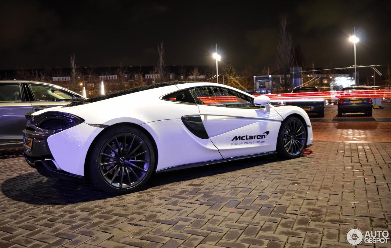 Alle Nederlandse McLaren 570GT's staan op de site
