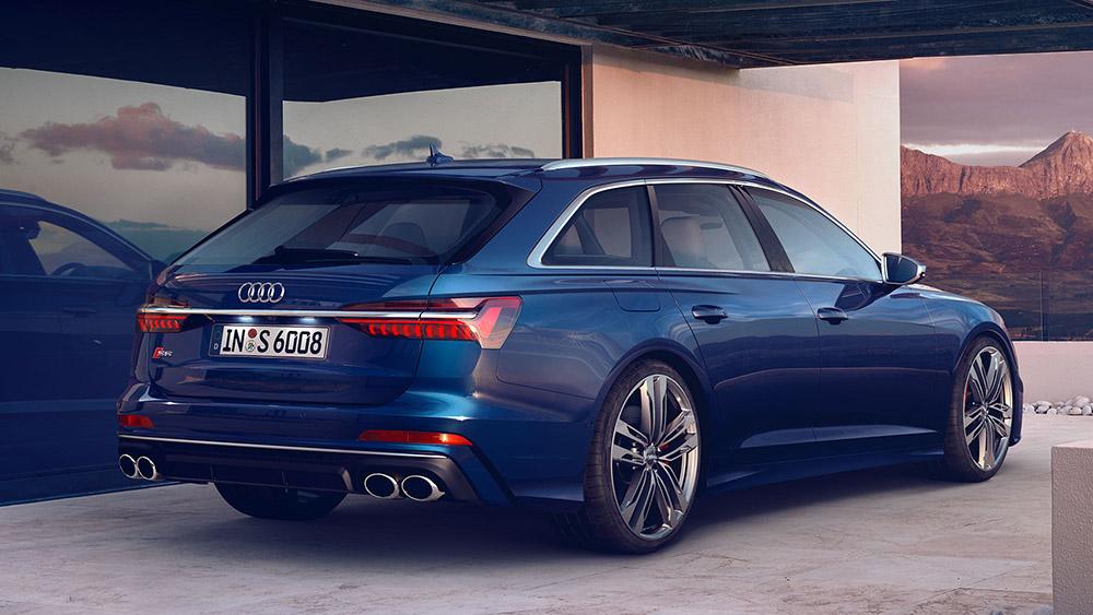 Audi S6 Avant 2019 - Neu auf dem europäischen Automarkt