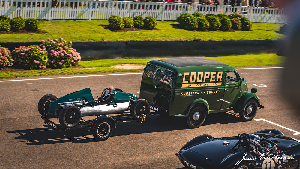 Event: Goodwood Revival 2019