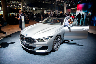 IAA 2019: BMW 8 Gran Coupe