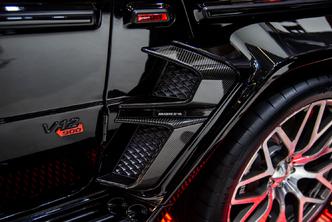 IAA 2019: Brabus G 900 V12 'One of Ten'