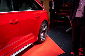 IAA 2019: Audi RS6 Avant