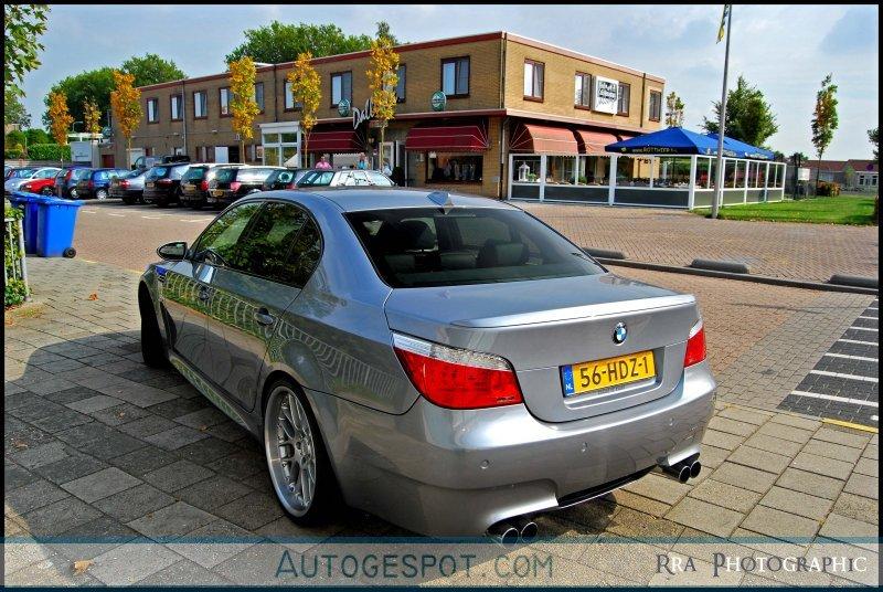 Vandaag tien jaar geleden: BMW M5 E60