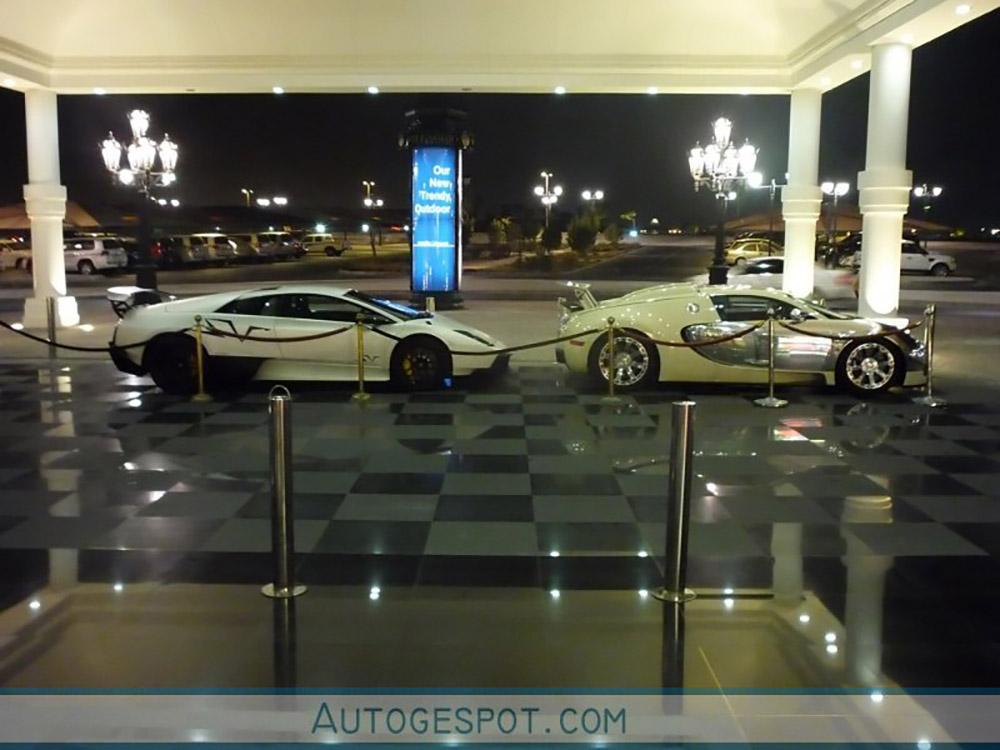 Vandaag tien jaar geleden: Bugatti Veyron 16.4 Centenaire in Qatar