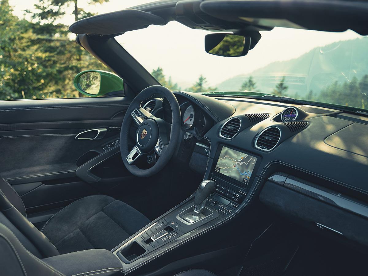 Porsche brengt PDK op de markt voor 718 topmodellen