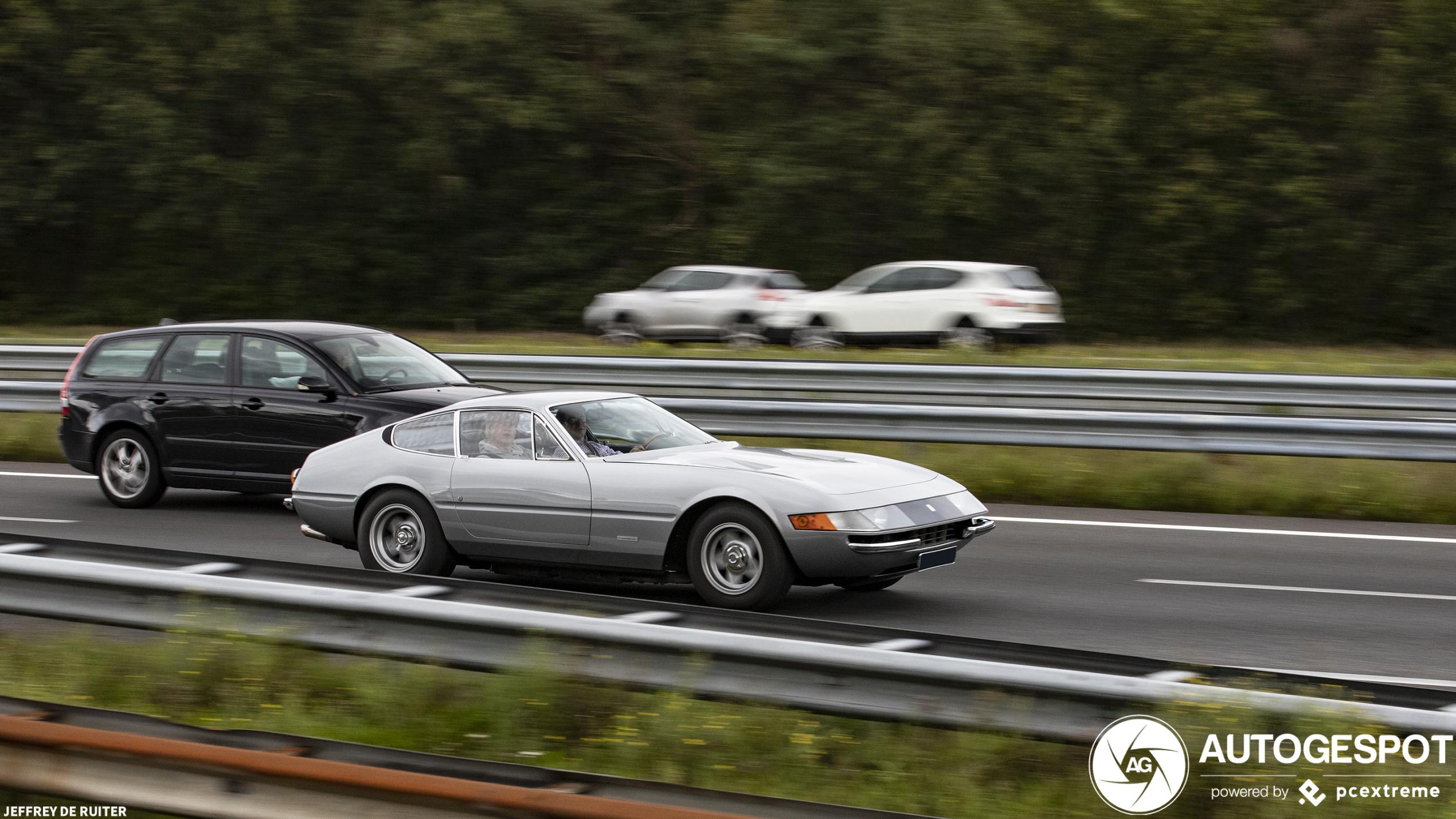 Spot van de dag: Ferrari 365 Daytona!