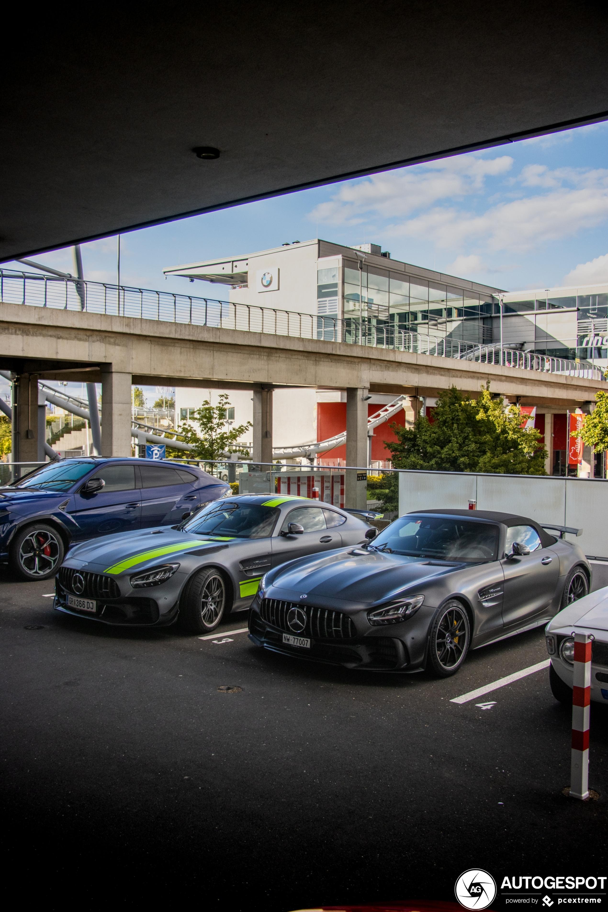 Verkies jij de GT R Pro boven de GT R Roadster?
