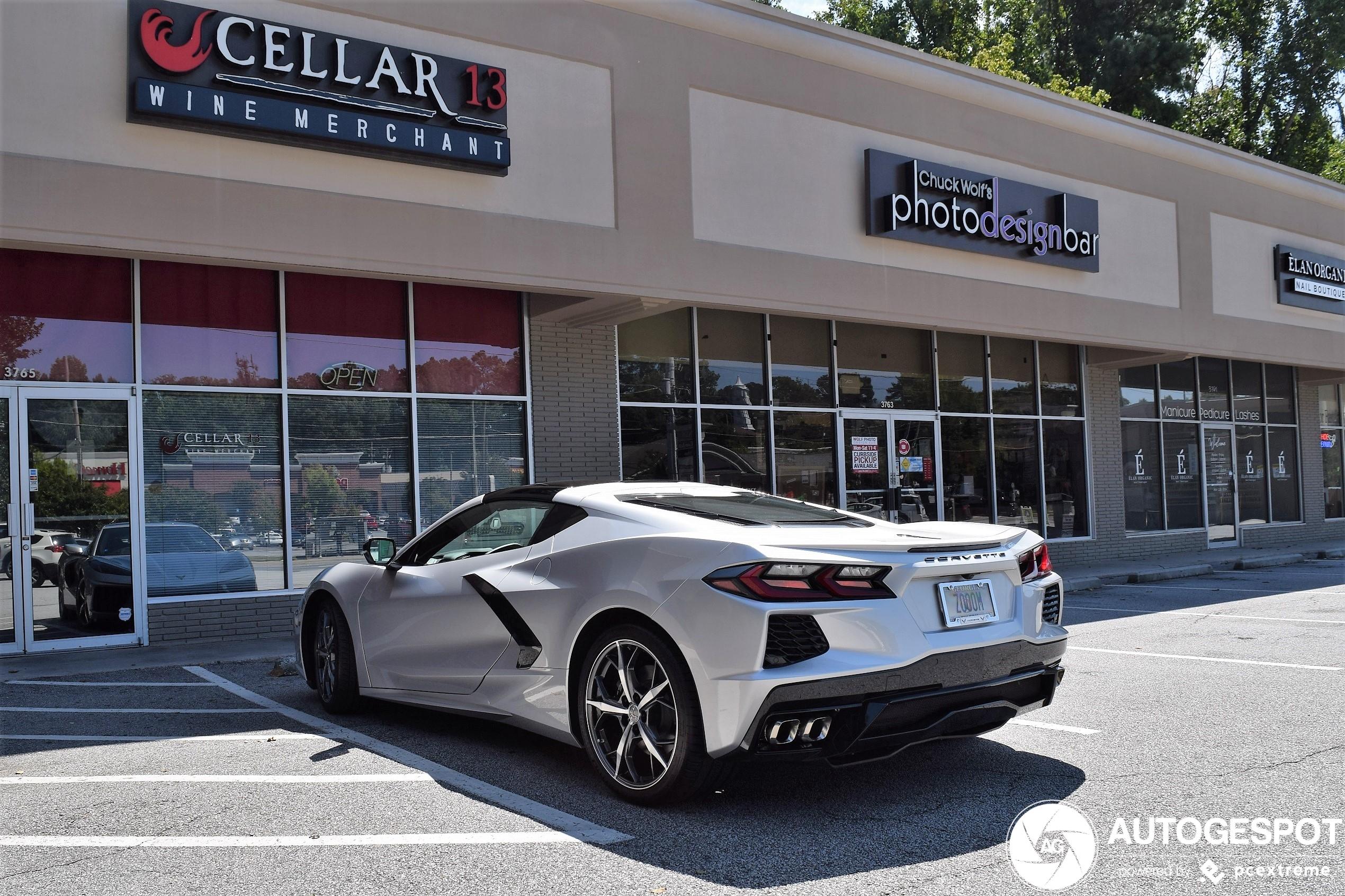Hoe goed bevalt de nieuwe Corvette jou?