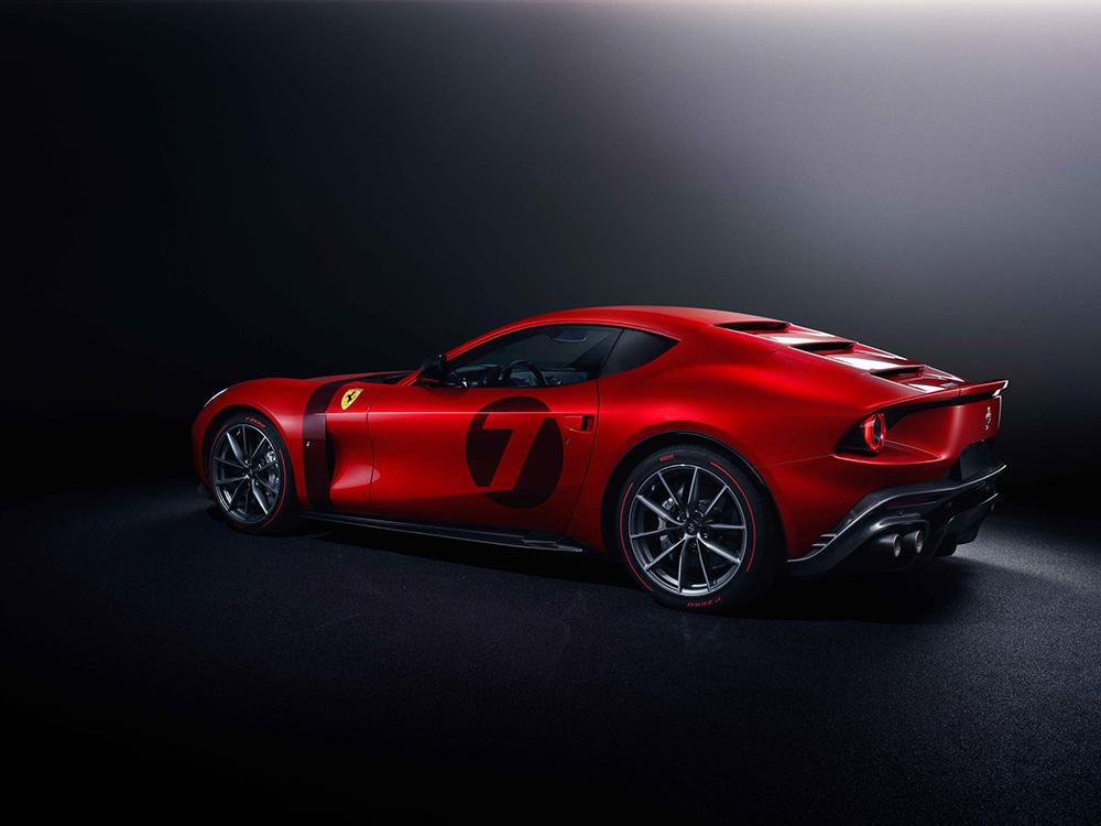 Ferrari Omologata: een nieuwe one-off creatie