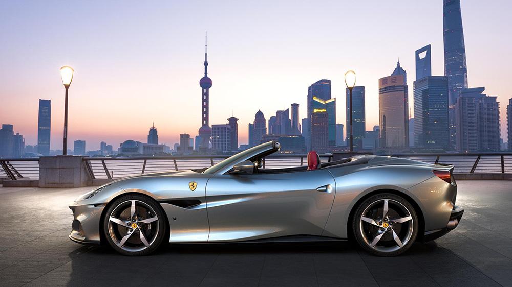 Ferrari presents the Portofino M
