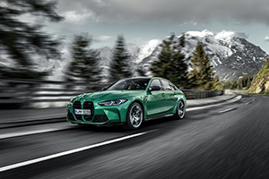 Nieuwe BMW M3 en M4 pakken de aandacht