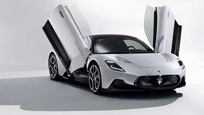 Oops, Maserati houdt de MC20 niet onder de pet