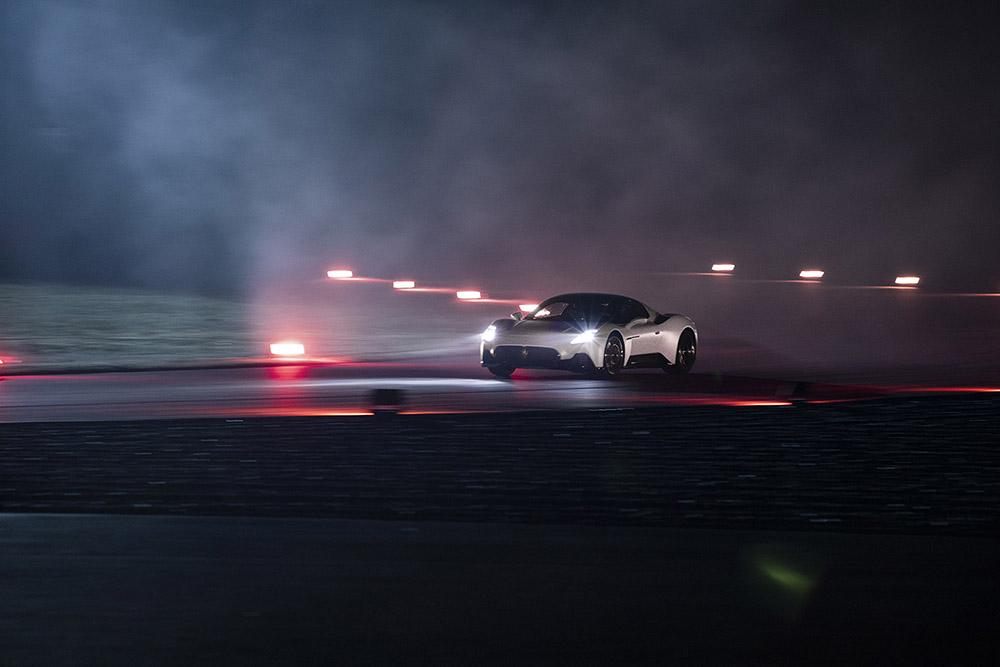 Maserati toont ons de MC20