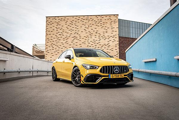 Gereden: Mercedes-AMG CLA 45 S