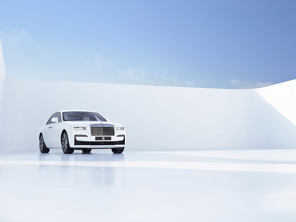 check out the new Rolls-Royce Ghost