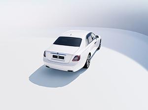 Aanschouw de nieuwe Rolls-Royce Ghost