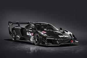 McLaren Senna GTR LM is net dat tandje meer