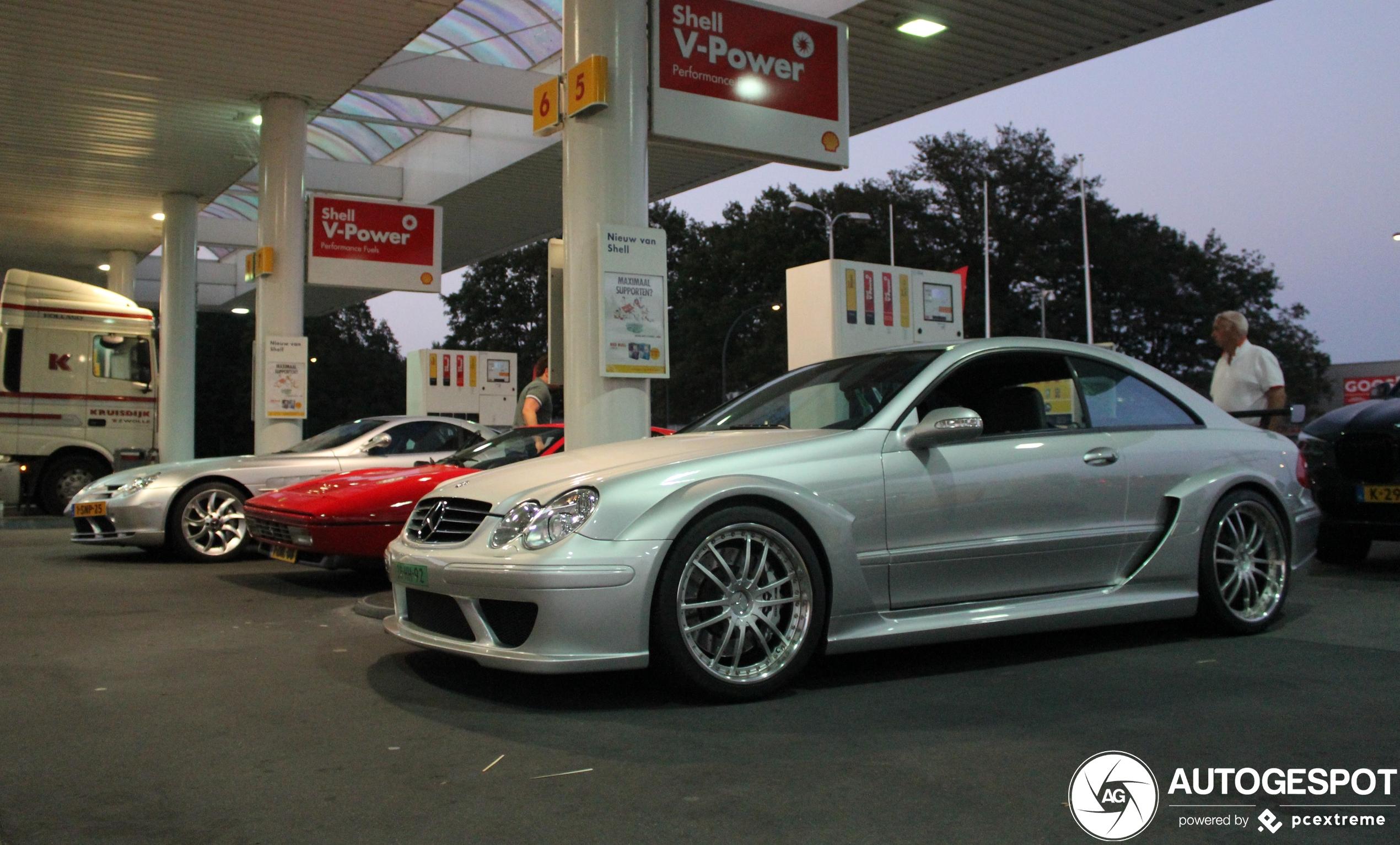 Mercedes-Benz CLK DTM AMG is onze afsluiter van de week!