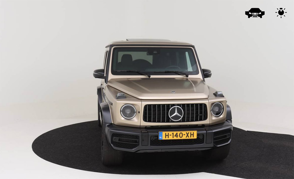 Mercedes-AMG G63 is toe aan zijn tweede huid