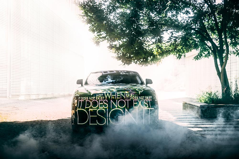 Rolls-Royce maakt komst Spectre bekend