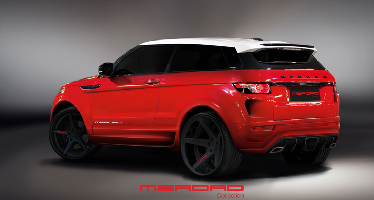 merdad colletion tovert range rover evoque om naar mernazz. Black Bedroom Furniture Sets. Home Design Ideas